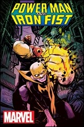 Power Man and Iron First #1 Cover
