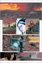 Red Wolf #1 Preview 1