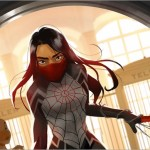 First Look at Silk #1 by Thompson & Lee