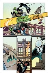 Silk #1 Preview 2