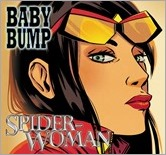 Spider-Woman #1 Cover - Bustos Hip-Hop Variant