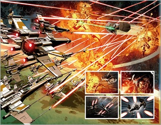 Star Wars: Vader Down #1 Preview 1