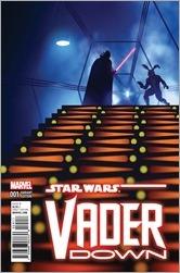 Star Wars: Vader Down #1 Cover - Zdarsky Jaxxon Variant