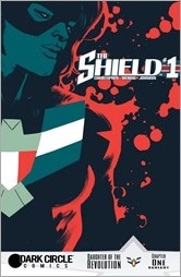 The Shield #1 Cover - Albuquerque Variant