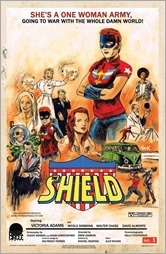 The Shield #1 Cover - Hack Variant