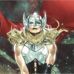 First Look: The Mighty Thor #1 by Aaron, Dauterman, & Wilson