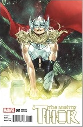The Mighty Thor #1 Cover - Coipel Variant