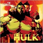 The Totally Awesome Hulk #1 Cover - Asrar Hip-Hop Variant