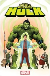 The Totally Awesome Hulk #1 Cover - Cho Variant