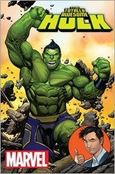 The Totally Awesome Hulk #1 Cover