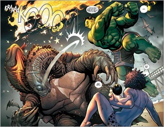 The Totally Awesome Hulk #1 Preview 4
