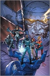 Ultimates #1 Cover