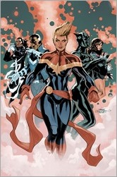 Ultimates #1 Cover - Dodson Variant