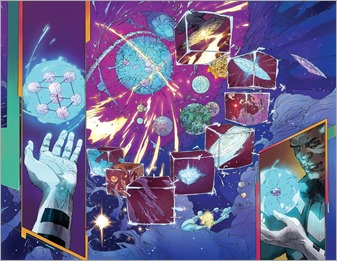 Ultimates #1 Preview 1