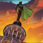 First Look at The Vision #1 by King & Walta