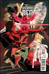 Uncanny X-Men #600 Cover - Anka Variant