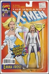 Uncanny X-Men #600 Cover - Christopher Action Figure Variant C