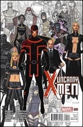 Uncanny X-Men #600 Cover