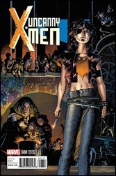 Uncanny X-Men #600 Cover - Smith Variant