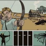A Look Inside Wrath Of The Eternal Warrior #1 by Venditti & Allen