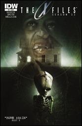The X-Files: Season 11 #3 Cover
