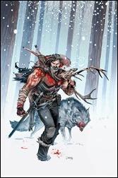 Klaus #1 Main Cover by Dan Mora