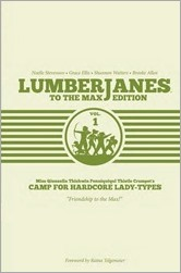 Lumberjanes To The Max Edition HC Cover