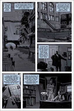Joe Golem: Occult Detective #1 Preview 2