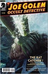 Joe Golem #2 Cover