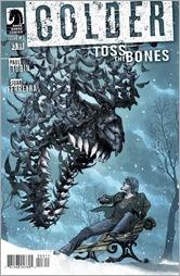 Colder: Toss The Bones #3 Cover