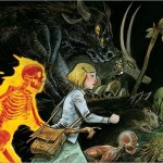 Preview of Harrow County #8 by Bunn & Crook