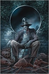 The Steam Man #2 Cover