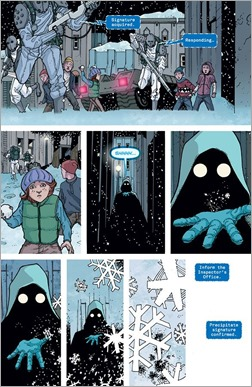 Snowfall #1 Preview 3