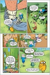 Adventure Time: The Flip Side Mathematical Edition HC Preview 3