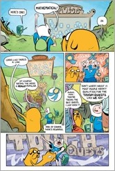 Adventure Time: The Flip Side Mathematical Edition HC Preview 4