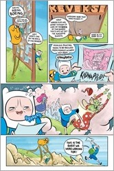Adventure Time: The Flip Side Mathematical Edition HC Preview 6
