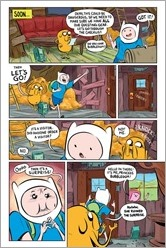 Adventure Time: The Flip Side Mathematical Edition HC Preview 7