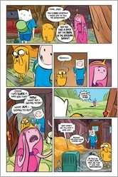 Adventure Time: The Flip Side Mathematical Edition HC Preview 8