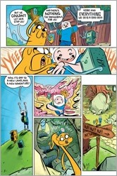 Adventure Time: The Flip Side Mathematical Edition HC Preview 9