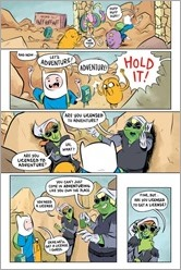 Adventure Time: The Flip Side Mathematical Edition HC Preview 10