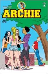 Archie #4 Cover - Hernandez Variant