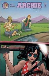 Archie #4 Cover - Quinones Variant