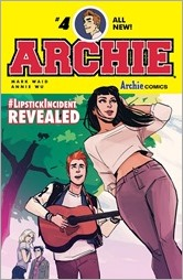 Archie #4 Cover