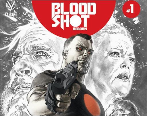 Bloodshot Reborn: The Analog Man - Director's Cut #1