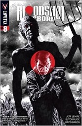 Bloodshot Reborn #8 Cover A - Suayan