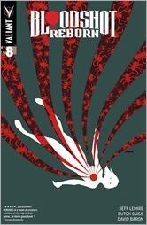 Bloodshot Reborn #8 Cover B - Johnson