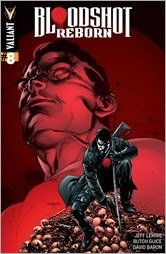 Bloodshot Reborn #8 Cover - Segovia Variant