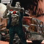 """The Analog Man"" Begins In Bloodshot Reborn #10"