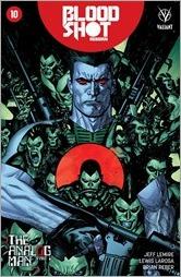 Bloodshot Reborn #10 Cover B - Sook