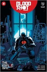 Bloodshot Reborn #10 Cover - Lafuente Variant